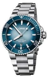 ORIS Lake Baikal Limited Edition -miesten rannekello