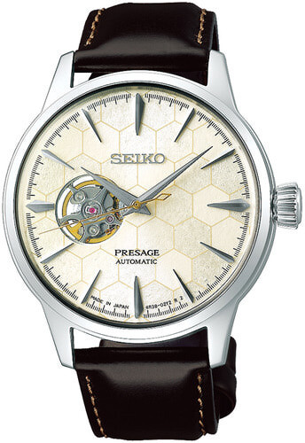 SEIKO Presage Star Bar Limited Edition -miesten rannekello