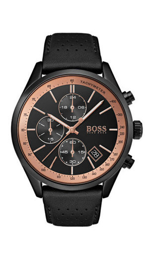 HUGO BOSS Grand Prix -miesten rannekello