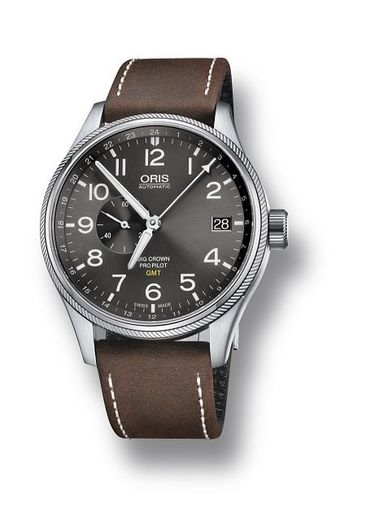 ORIS Big Crown Pro Pilot GMT -miesten rannekello