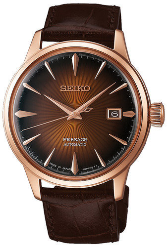 SEIKO Presage Automatic Cocktail -miesten rannekello